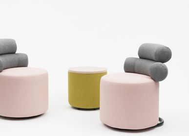 Sofas for hospitalities & contracts - SORRY armchair - MAKERS.STORE BY DESIGNERBOX / ORIGINAL EUROPEAN CRAFT PRODUCTS
