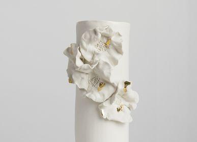 Vases - série giverny gold M - ATELIER LE MOTIF