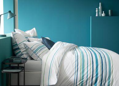 Bed linens - Bayadere Spirit - BLANC CERISE