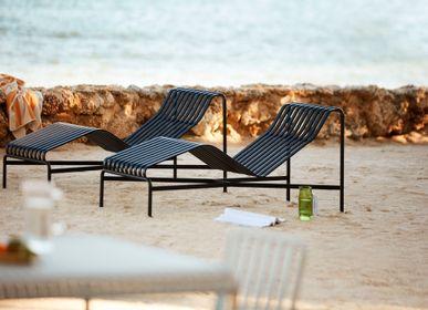 Chaises de jardin - Palissade Chaise longue  - HAY