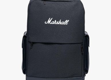 Bags and totes - Marshall - Backpack Black and White  - MARSHALL