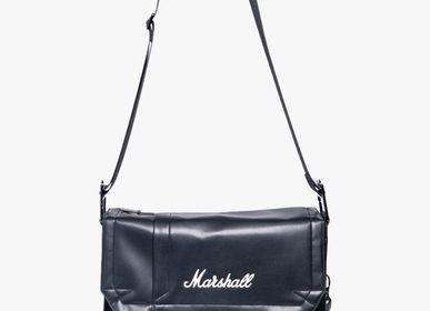 Bags and totes - Marshall - Black Satchel and Bench  - MARSHALL