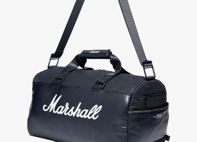 Bags and totes - Marshall Duffel Bag Black and White  - MARSHALL