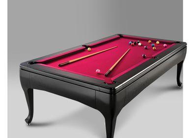 Autres tables  - Table de billard de luxe Milan - LARISSA BATISTA
