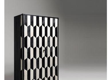 Design objects - Neue Cabinet With Wine Rack - LARISSA BATISTA