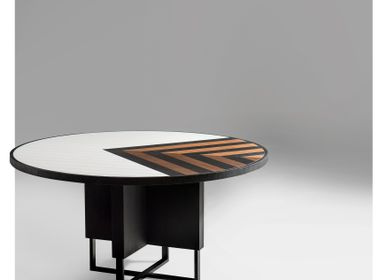 Design objects - Malino Round Dining Table - LARISSA BATISTA