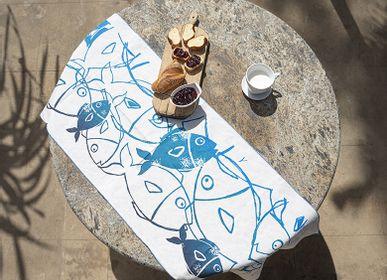 Table linen - Table runner Tonnara - COLORI DEL SOLE
