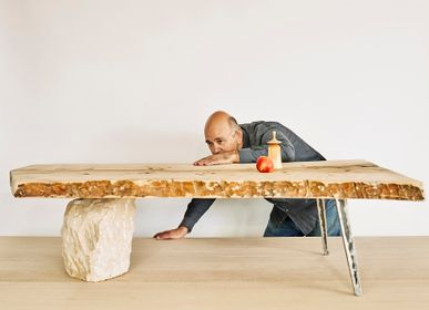Tables basses - Table basse de salon ART - VAN DEN HEEDE-FURNITURE-ART-DESIGN