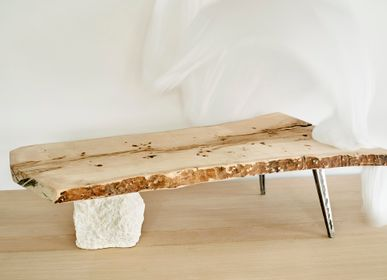 Coffee tables - ART Lounge Coffee Table - VAN DEN HEEDE-FURNITURE-ART-DESIGN