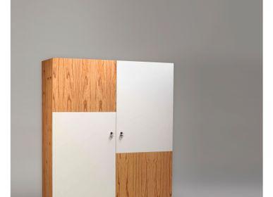 Decorative objects - Remo Cabinet - LARISSA BATISTA