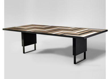 Decorative objects - Domino Pool Table - LARISSA BATISTA
