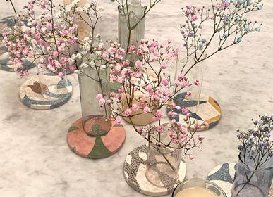 Vases - Glass Tube Vase - ASMA'S CRAFTS