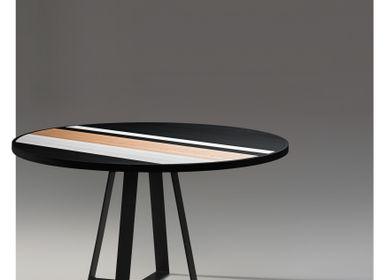Objets design - Table à manger ronde Soto - LARISSA BATISTA