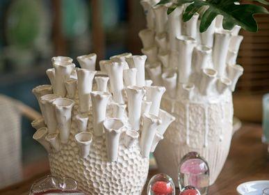 Céramique - Vases Trompettes en Céramique - ASIATIDES
