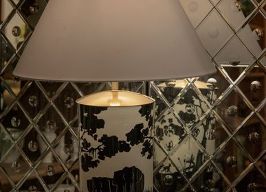 Lampes de table - Lampes Savane Nicolas Blandin - ASIATIDES