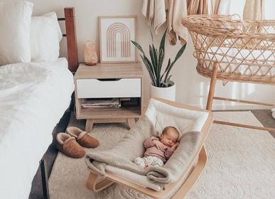 Mobilier bébé - Transat LEVO - CHARLIE CRANE