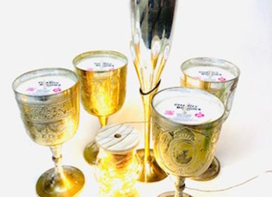 Objets de décoration - CHARITY BOUGIES METAL M - CHARITY BOUGIES DE NY