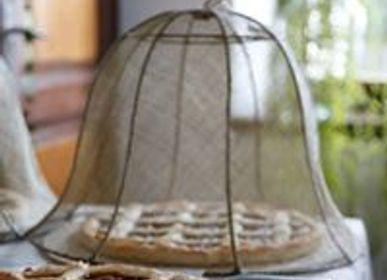 Trays - 100% abaca food covers - FIORIRA UN GIARDINO SRL