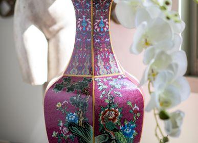 Objets de décoration - Vases Chinoiserie en Porcelaine - ASIATIDES