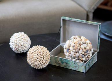 Objets de décoration - Boules Coquilles - ASIATIDES