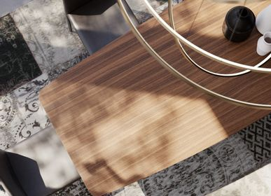 Dining Tables - CLARK table - EMMEBI HOME ITALIAN STYLE