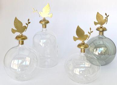 Design objects - Round Bird Carafe - ASMA'S CRAFTS