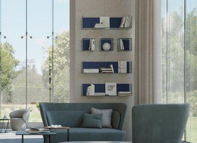 Shelves - GLASSBOX  - EMMEBI HOME ITALIAN STYLE