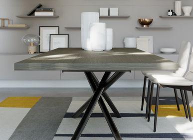 Tables Salle à Manger - SHANGHAI table - EMMEBI HOME ITALIAN STYLE