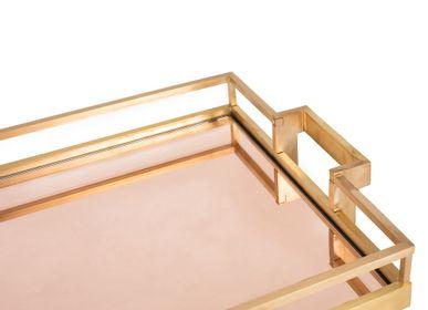 Trays - Brass tray - THEA