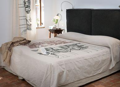 Bed linens - Dama e Moro Duvet Set - COLORI DEL SOLE