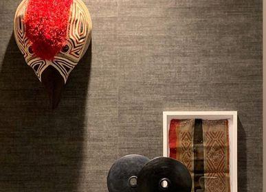 Objets de décoration - Masques colorés - ETHIC & TROPIC CORINNE BALLY