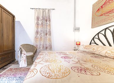 Bed linens - Ricci Duvet Set - COLORI DEL SOLE
