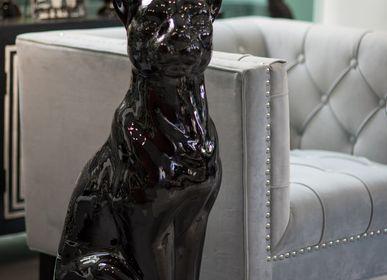 Sculptures, statuettes et miniatures - Panthère Noire - ASIATIDES