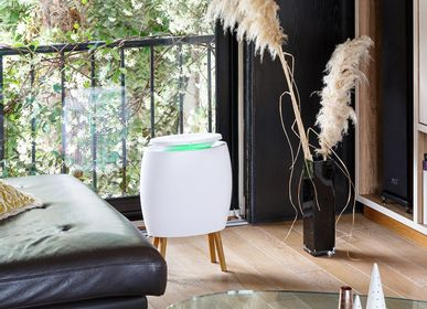 Design objects - Connected air purifier LENDOU - AIR&ME