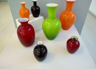 Verre d'art - Vase en verre «Incamiciato» - VETRERIA MURANO DESIGN