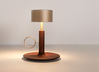 Table lamps - TABLE LAMP VELA - LUXION LIGHTING