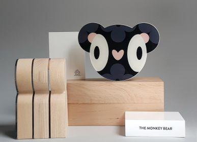 """Design objects - THE MONKEY BEAR """"There are 2 sides 2 every story"""" - ANTONIJA M."""
