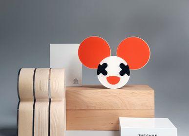 Design objects - SMILING : THE TRIPLE ICON - ANTONIJA M.