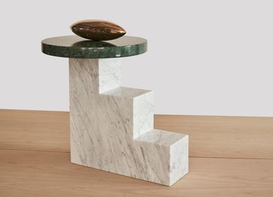 Coffee tables - Auxiliary table STAIRS 1-2-3 - VAN DEN HEEDE-FURNITURE-ART-DESIGN