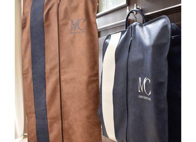 Homeweartextile - Housse de voyage pour vêtements - Cuir, cuir PU ou Alcantara - MON CINTRE