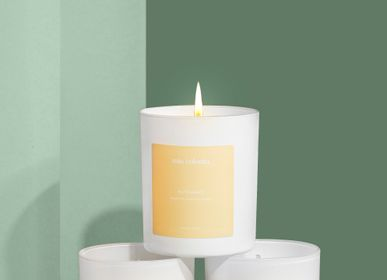 Candles - candle dew drop 100% vegetable wax - MIA COLONIA