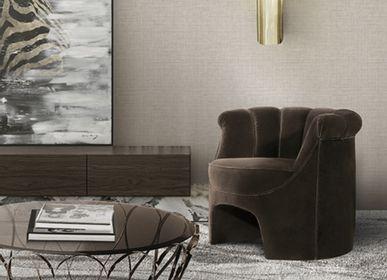 Chairs for hospitalities & contracts - HERA ARMCHAIR - BRABBU