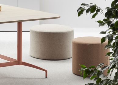 Stools for hospitalities & contracts - Puf Topa - AKABA