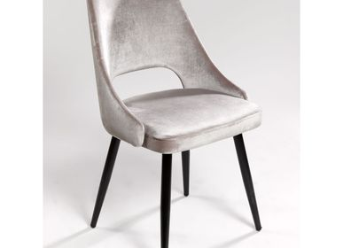 Chairs for hospitalities & contracts - CHAIR 2958-7-B - CRISAL DECORACIÓN