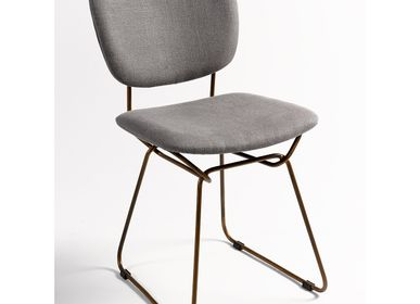 Chairs for hospitalities & contracts - CHAIR 6699ME - CRISAL DECORACIÓN