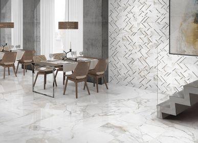 Indoor floor coverings - Vita y luxor gloss coverings - CERACASA
