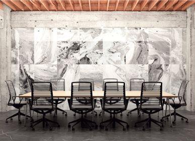 Indoor floor coverings - Manhattan gloss floor coverings - CERACASA