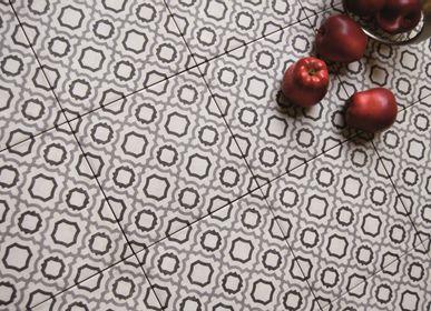 Revêtements sols intérieurs - Revêtement Retro high gloss - CERACASA