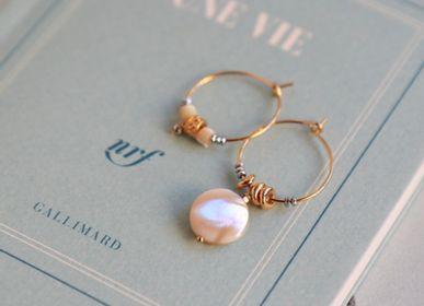 Jewelry - Mini Hoop Earrings The Beauty of the Blend - YLUME