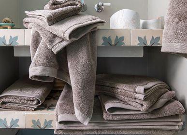 Bath towels - Essentiel Ombre - Serviette and wash glove - ALEXANDRE TURPAULT